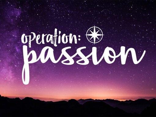 Operation: Passion